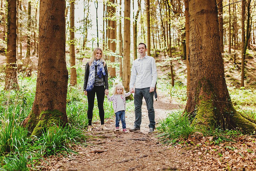 L & D + E | Engagement and family session | Sligo photographer 2