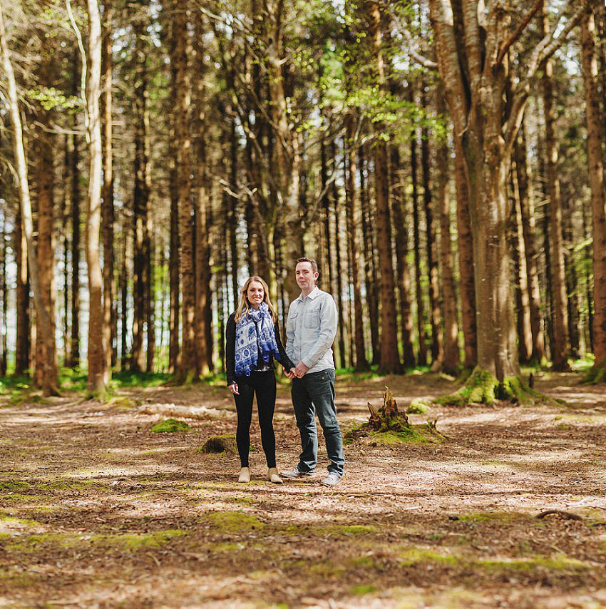L & D + E | Engagement and family session | Sligo photographer 5