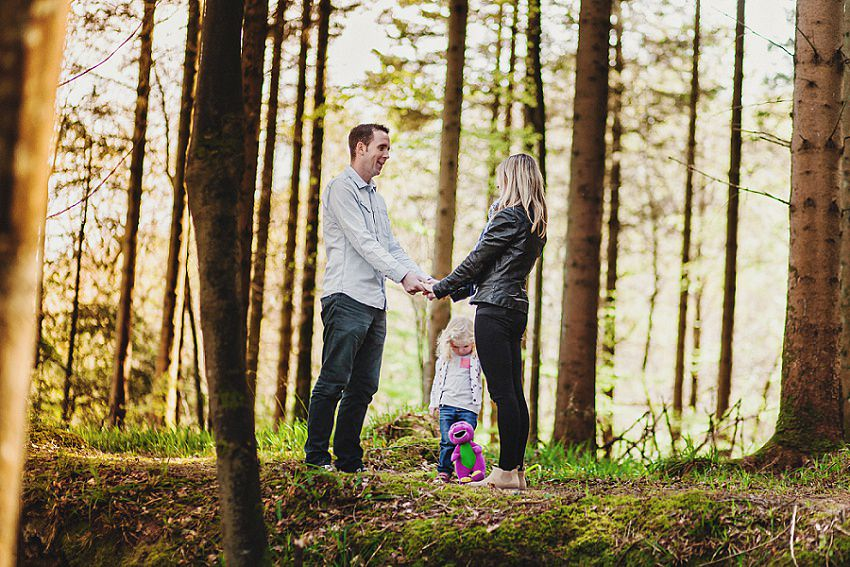 L & D + E  |  Engagement and family session | Sligo photographer 9