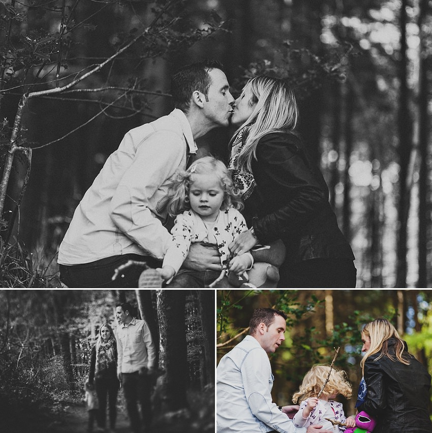 L & D + E  |  Engagement and family session | Sligo photographer 10