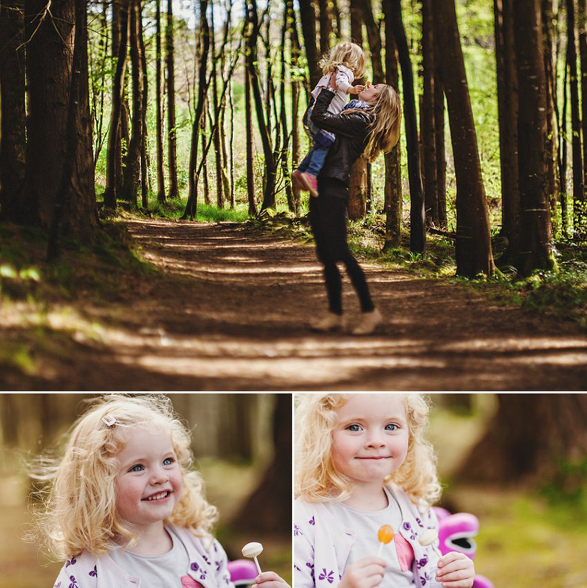 L & D + E | Engagement and family session | Sligo photographer 15