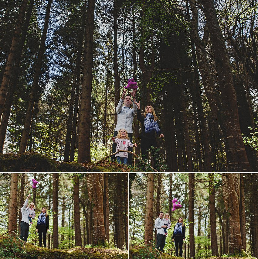 L & D + E | Engagement and family session | Sligo photographer 16
