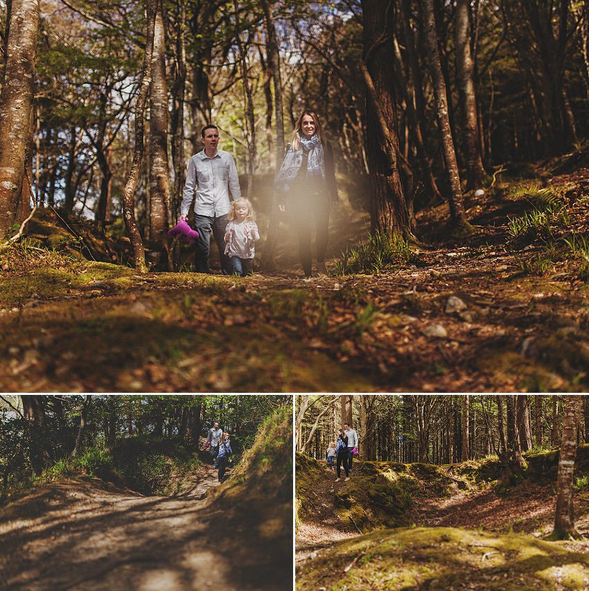 L & D + E | Engagement and family session | Sligo photographer 17