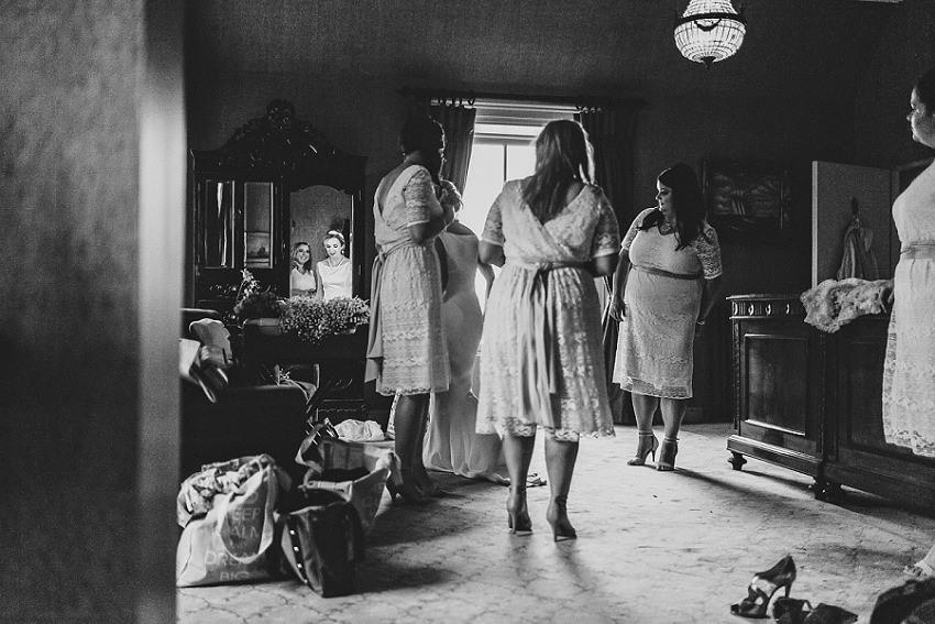 L & D Wedding in Ice House Ballina | Sligo Wedding photographer north-west Ireland 40