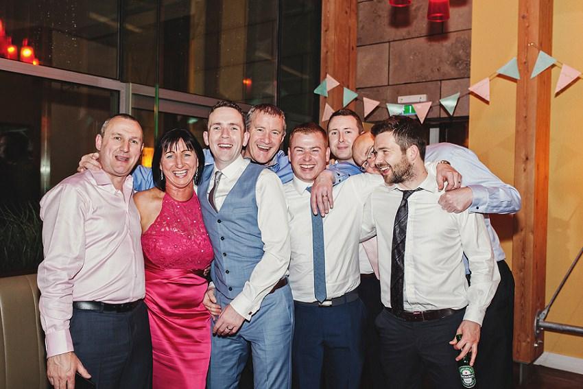 L & D Wedding in Ice House Ballina |  Sligo Wedding photographer north-west Ireland 61