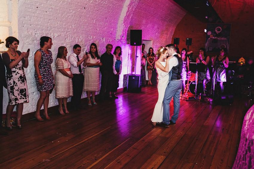 wedding couple first dance