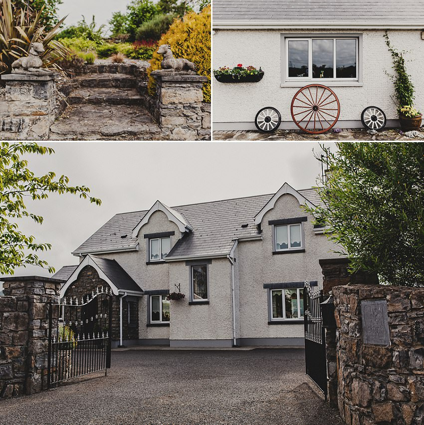 L & F | Temple House Wedding | North West Ireland 4
