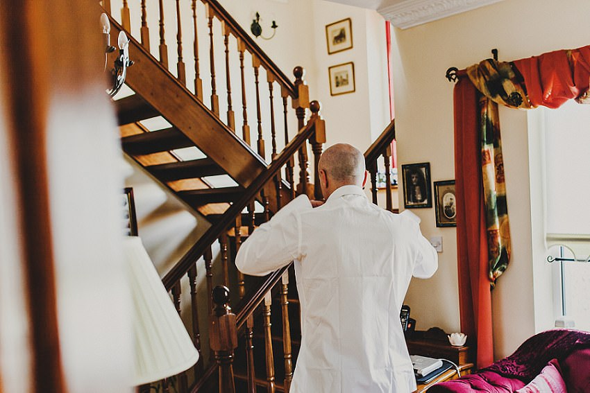 L & F | Temple House Wedding | North West Ireland 16