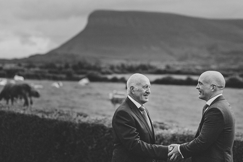 L & F | Temple House Wedding | North West Ireland 31