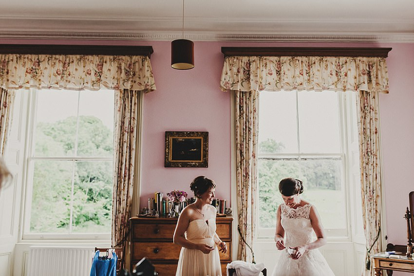 L & F | Temple House Wedding | North West Ireland 66