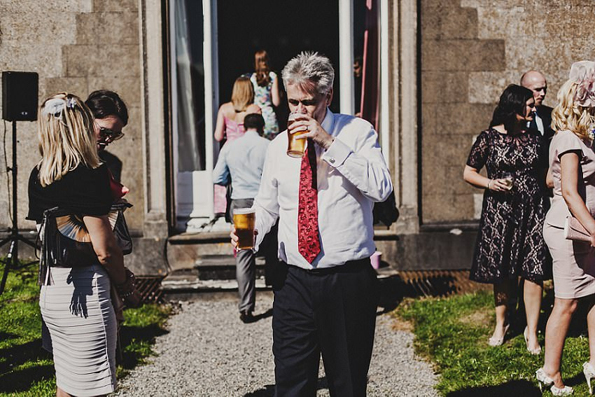 L & F | Temple House Wedding | North West Ireland 148