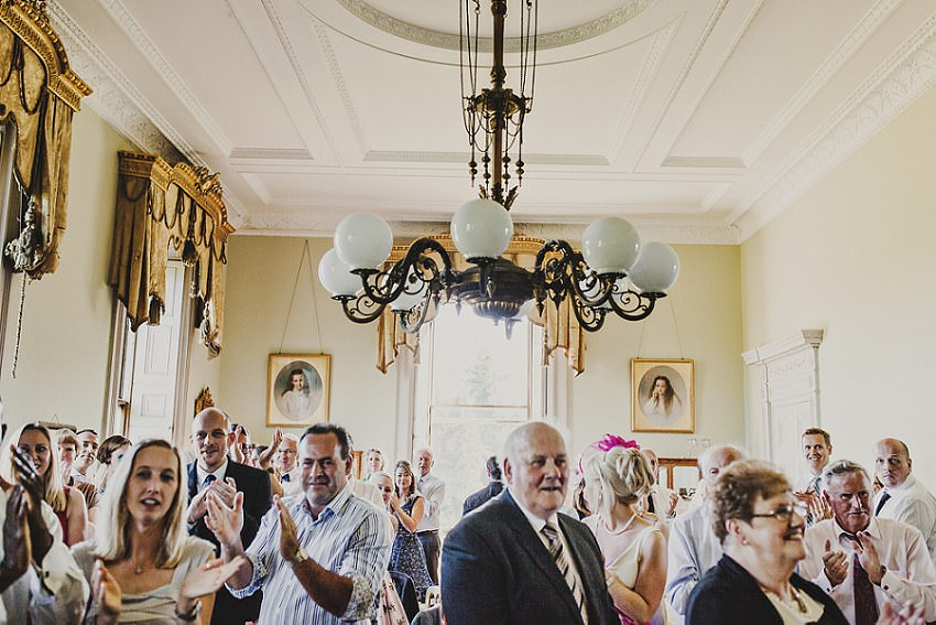 L & F | Temple House Wedding | North West Ireland 185