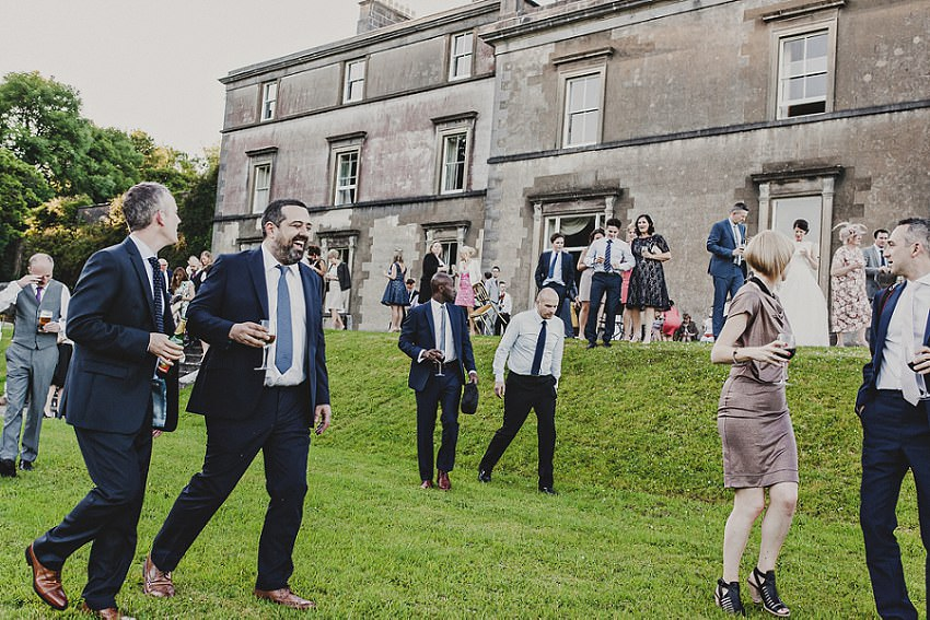 L & F | Temple House Wedding | North West Ireland 201