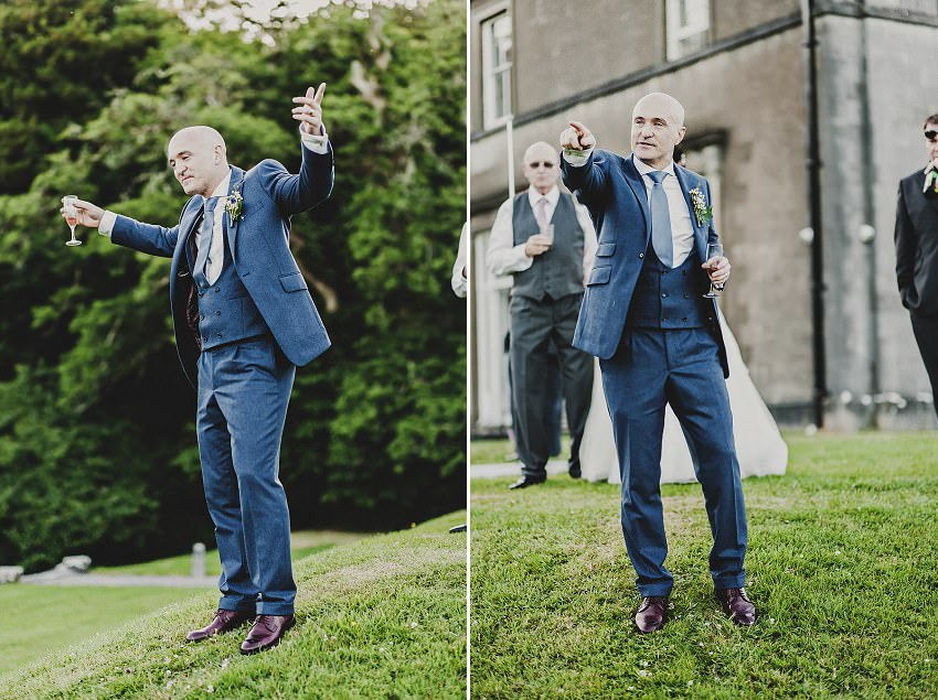 L & F | Temple House Wedding | North West Ireland 217