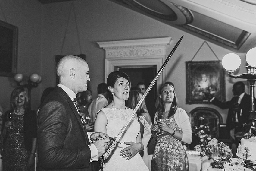 L & F | Temple House Wedding | North West Ireland 244