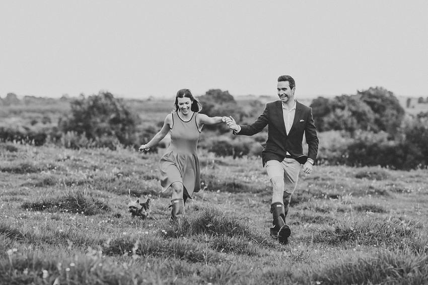 engagement photo shoot - wedding photographer sligo