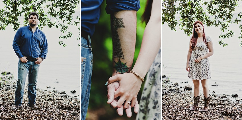 Z & J Engagement Session | North West Ireland 12