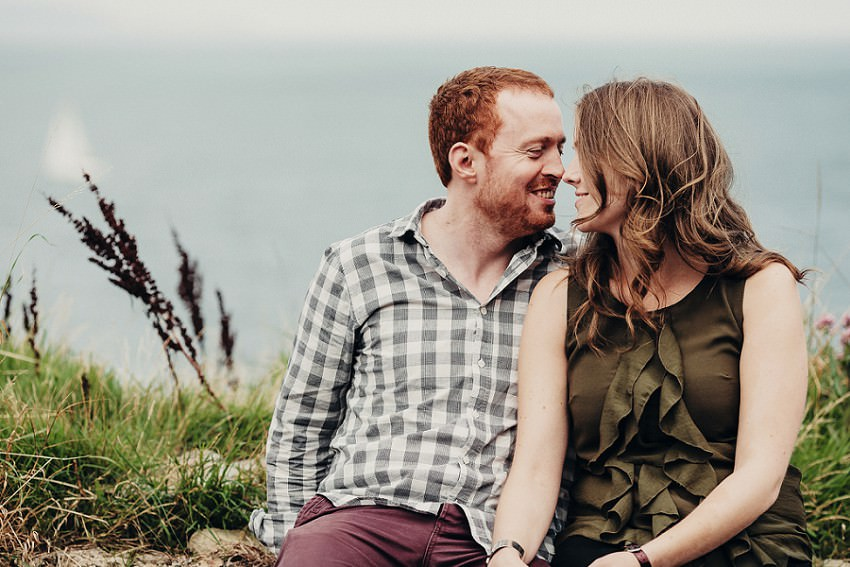 K & P Engagement shoot in Howth - Dublin | Wedding Photographer Ireland 3