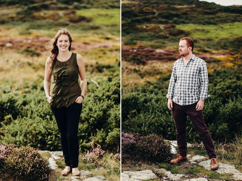 K & P Engagement shoot in Howth - Dublin | Wedding Photographer Ireland 11