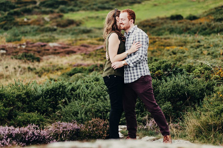 K & P Engagement shoot in Howth - Dublin | Wedding Photographer Ireland 12