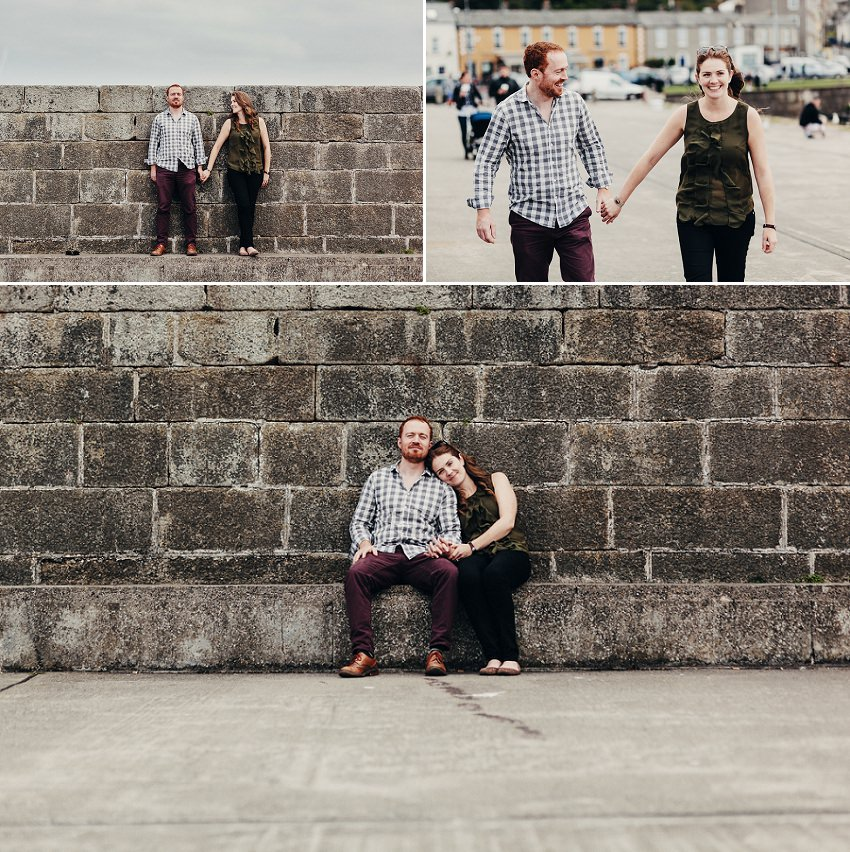 K & P Engagement shoot in Howth - Dublin | Wedding Photographer Ireland 15