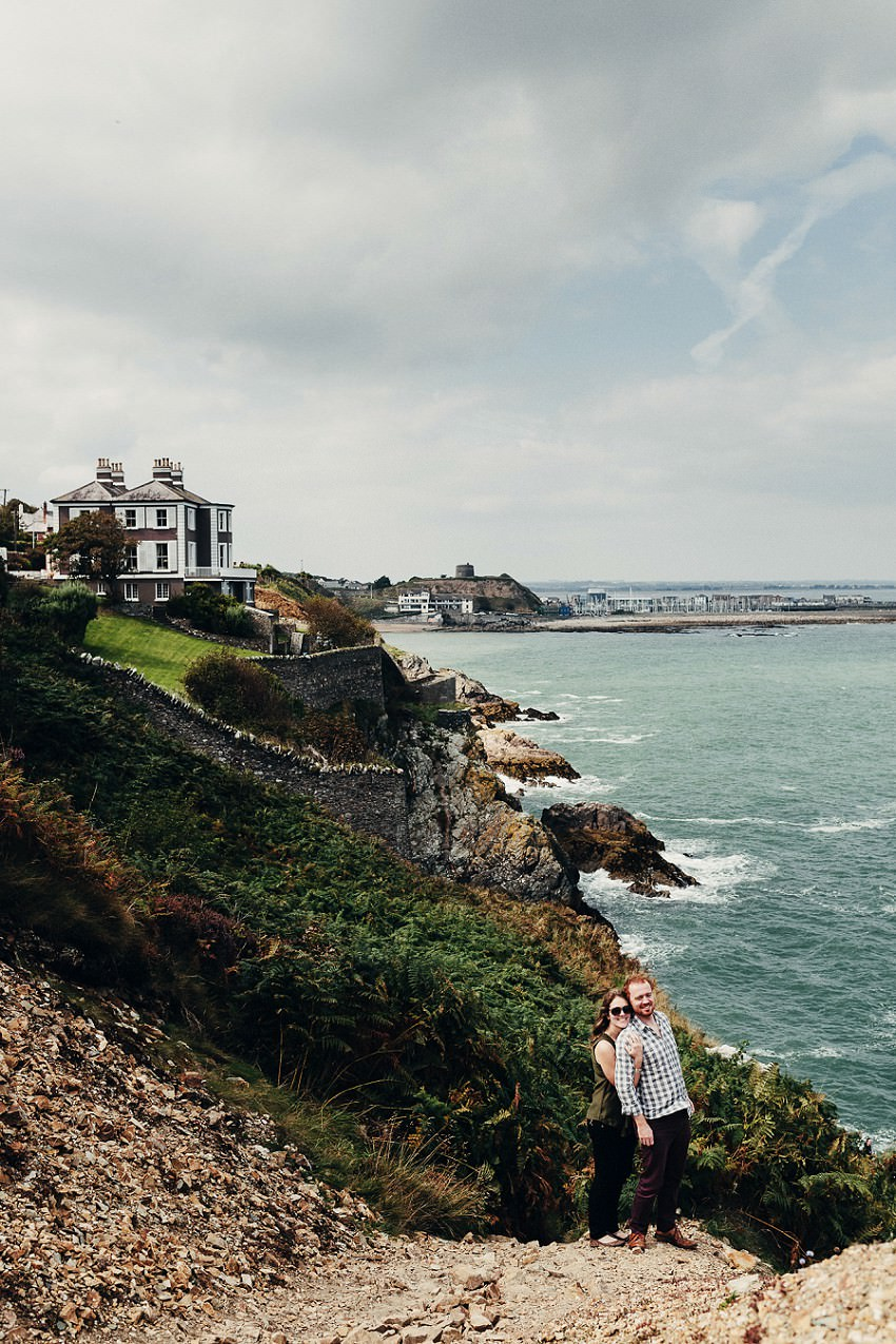 K & P Engagement shoot in Howth - Dublin | Wedding Photographer Ireland 7