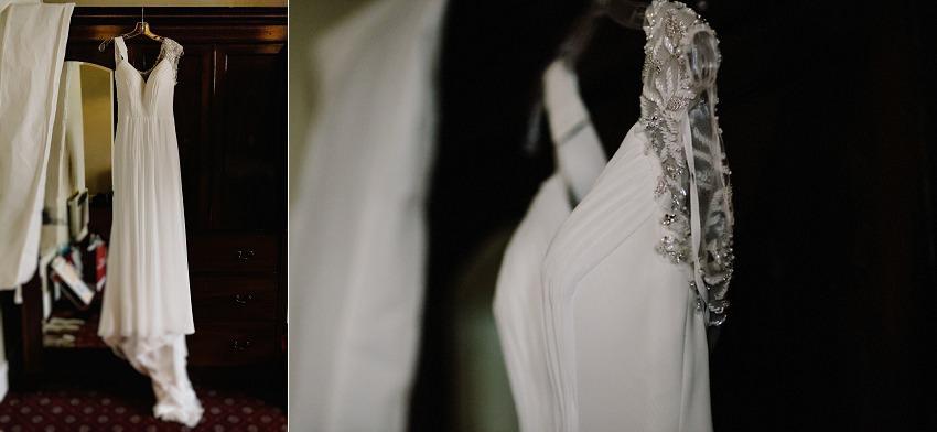 T & G | Winter wedding in Markree Castle Sligo 15