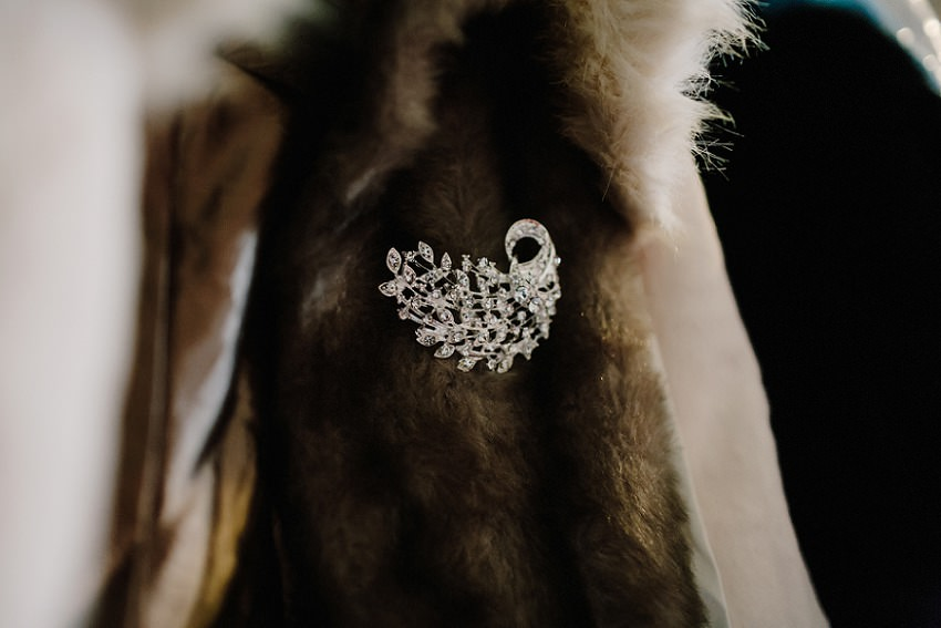 T & G | Winter wedding in Markree Castle Sligo 16