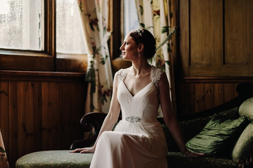 T & G | Winter wedding in Markree Castle Sligo 23