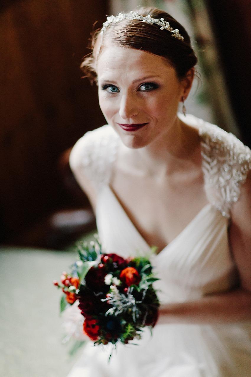 T & G | Winter wedding in Markree Castle Sligo 24