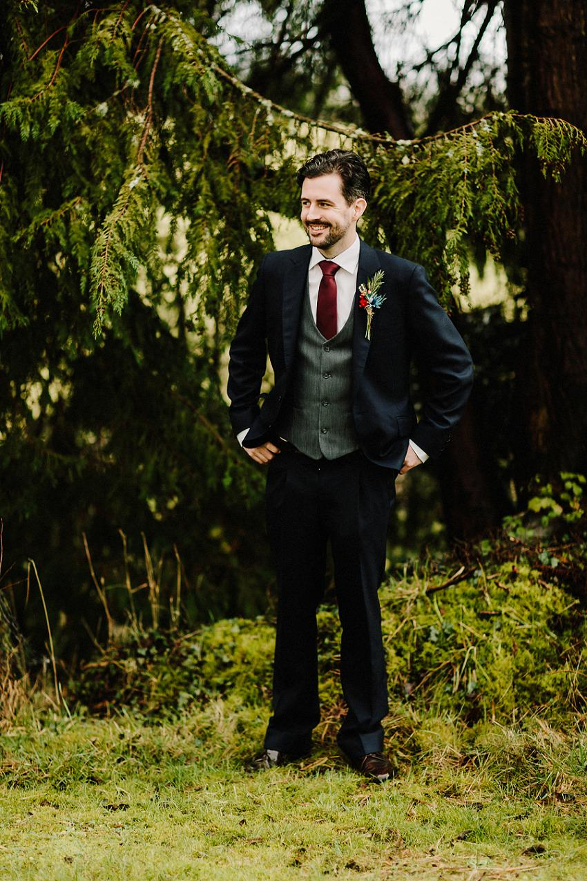 T & G | Winter wedding in Markree Castle Sligo 26