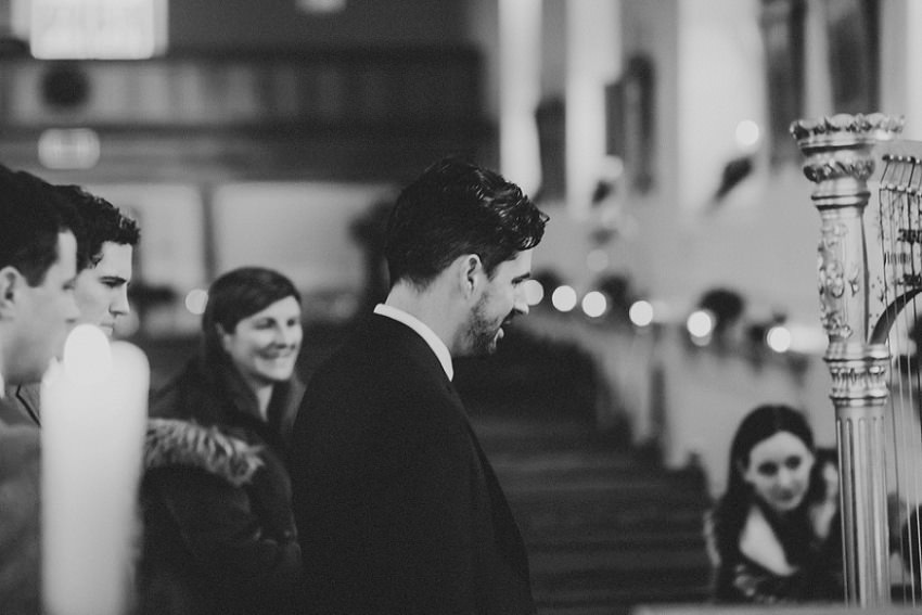 T & G | Winter wedding in Markree Castle Sligo 28