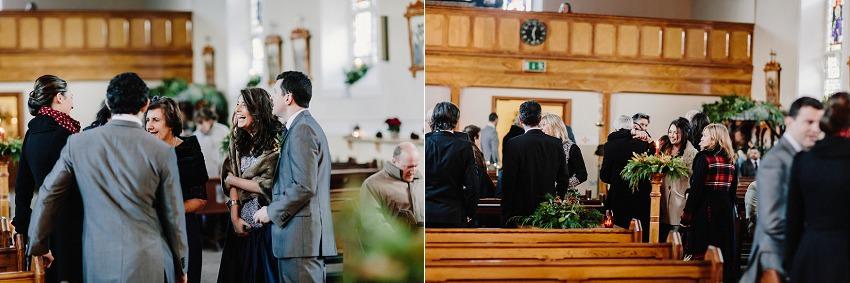 T & G | Winter wedding in Markree Castle Sligo 29