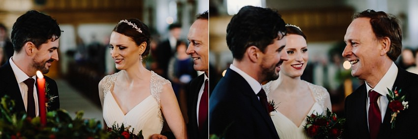 T & G | Winter wedding in Markree Castle Sligo 32