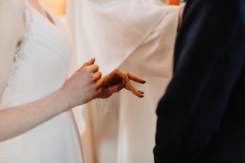T & G | Winter wedding in Markree Castle Sligo 35