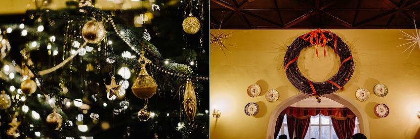 T & G | Winter wedding in Markree Castle Sligo 40
