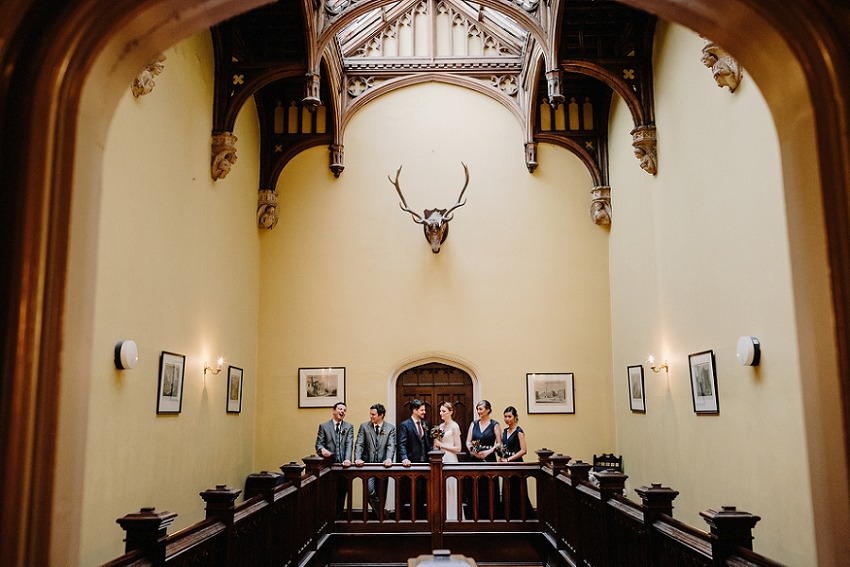 T & G | Winter wedding in Markree Castle Sligo 43