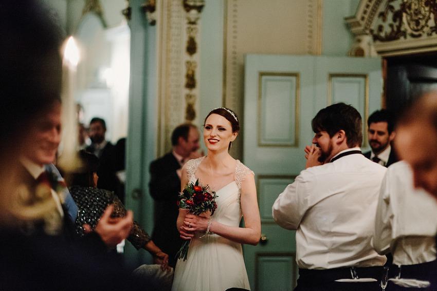 T & G | Winter wedding in Markree Castle Sligo 52