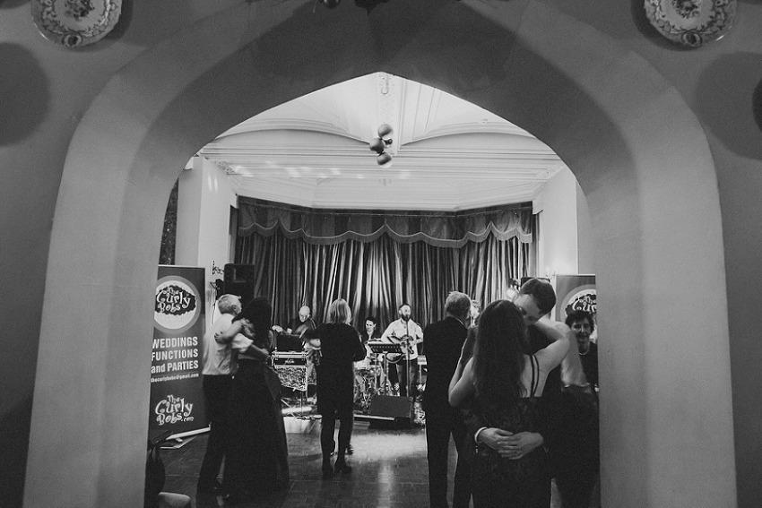 T & G | Winter wedding in Markree Castle Sligo 57