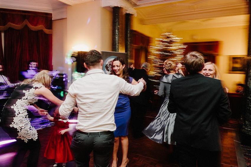 T & G | Winter wedding in Markree Castle Sligo 59