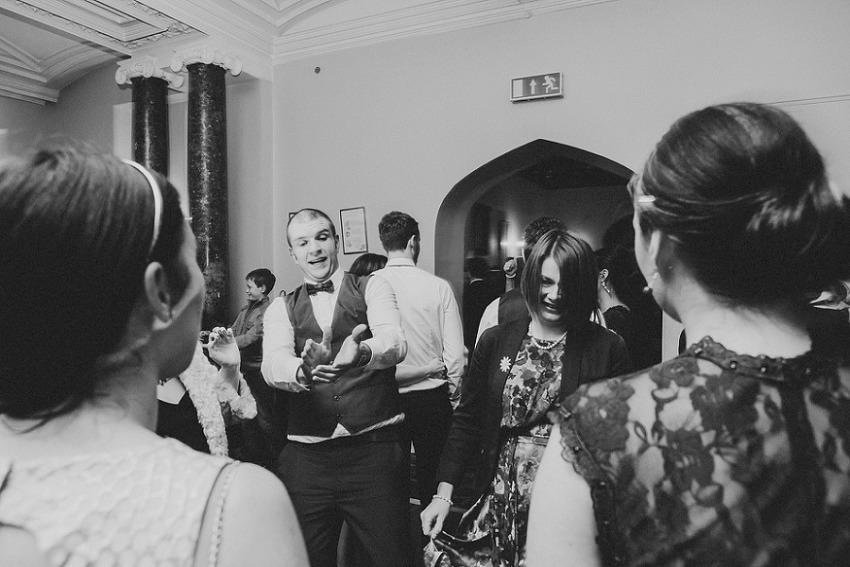 T & G | Winter wedding in Markree Castle Sligo 60