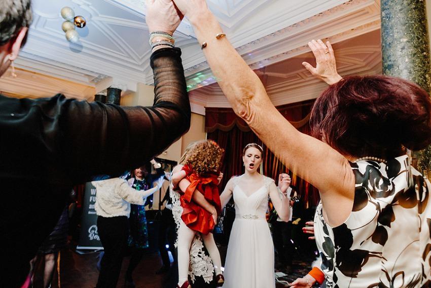 T & G | Winter wedding in Markree Castle Sligo 61