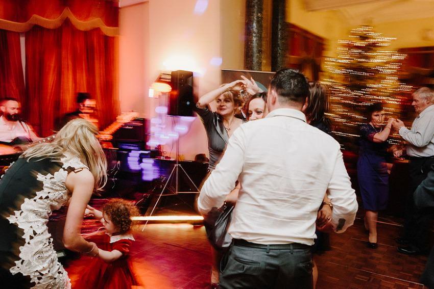 T & G | Winter wedding in Markree Castle Sligo 62