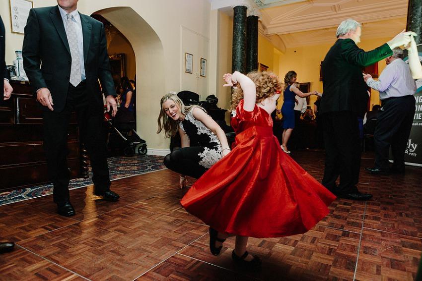T & G | Winter wedding in Markree Castle Sligo 64