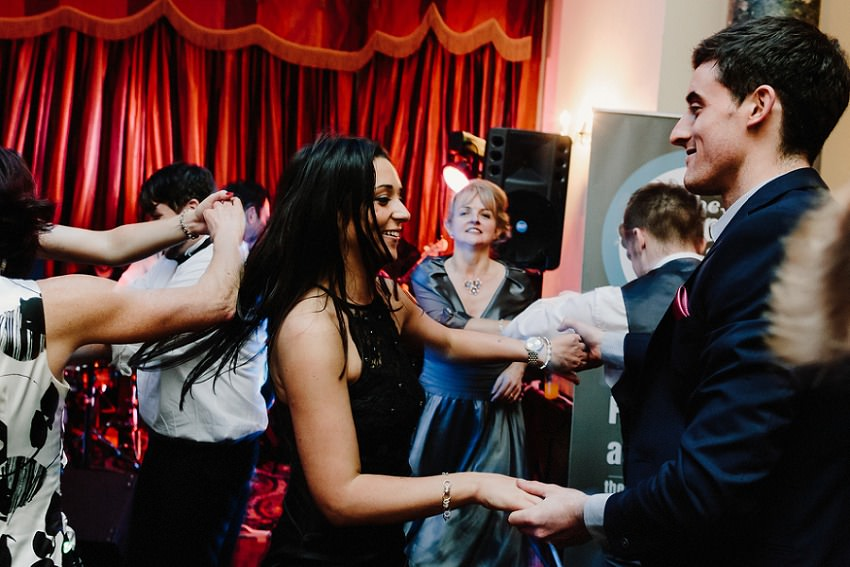 T & G | Winter wedding in Markree Castle Sligo 65