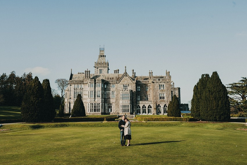 T & M Photo session   Photographs at Adare Manor 15