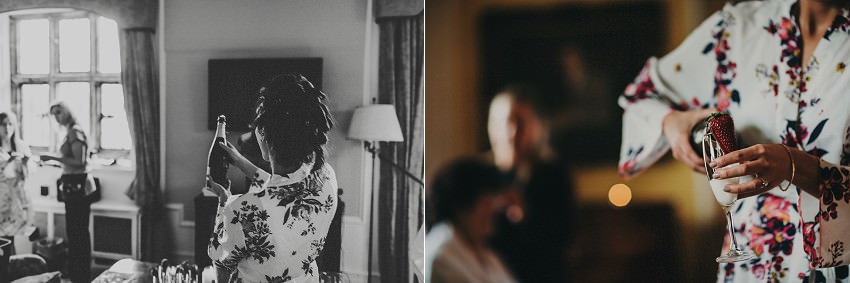 M & C | Real Wedding in Waterford Castle 14