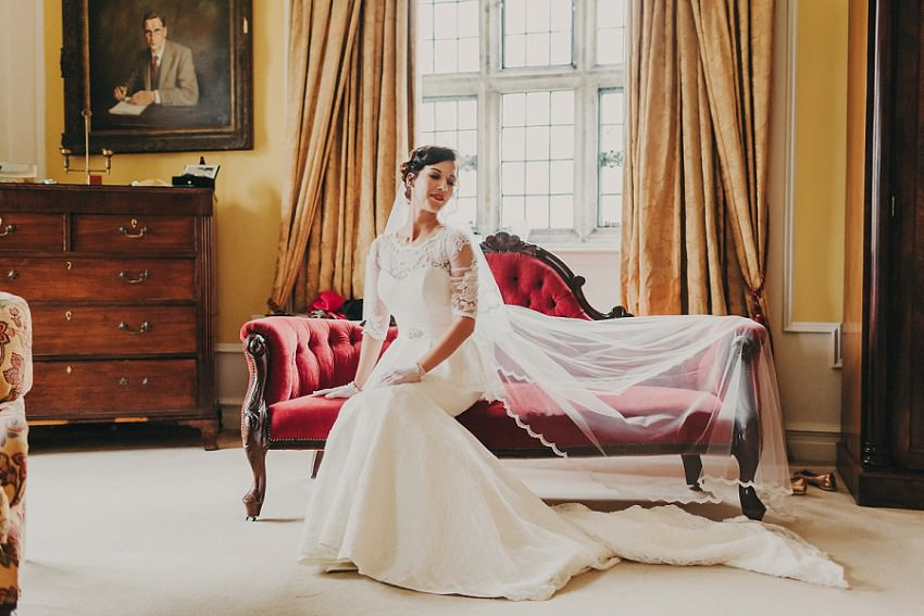 M & C | Real Wedding in Waterford Castle 44
