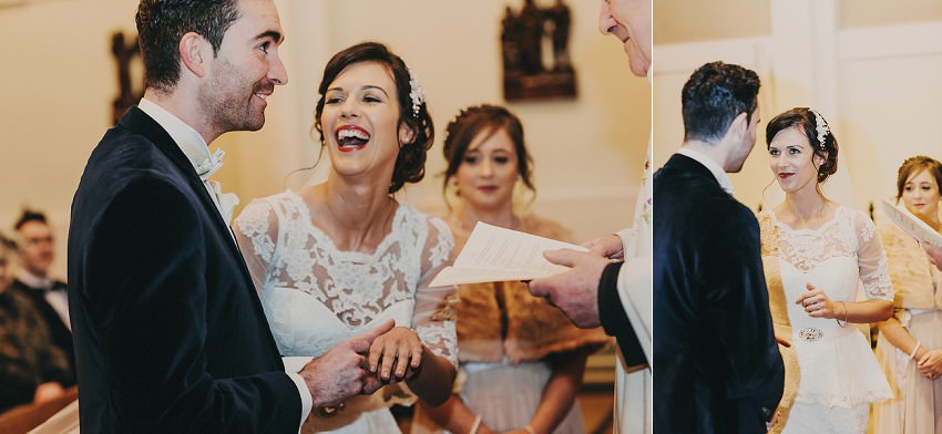 M & C | Real Wedding in Waterford Castle 74