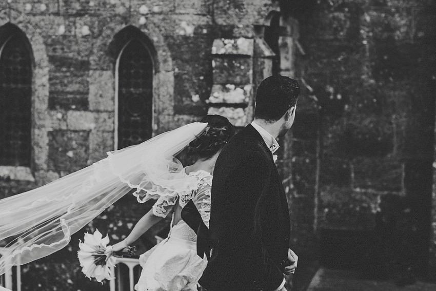 M & C | Real Wedding in Waterford Castle 78